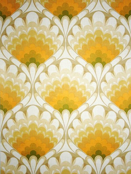 Tapete mit geometrischem Muster