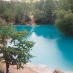 Der Blaue See im Harz fasziniert seine Besucher