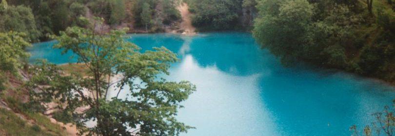 Blauer See im Harz