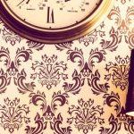 21 Tapeten im Retro Design für dein Wohnzimmer