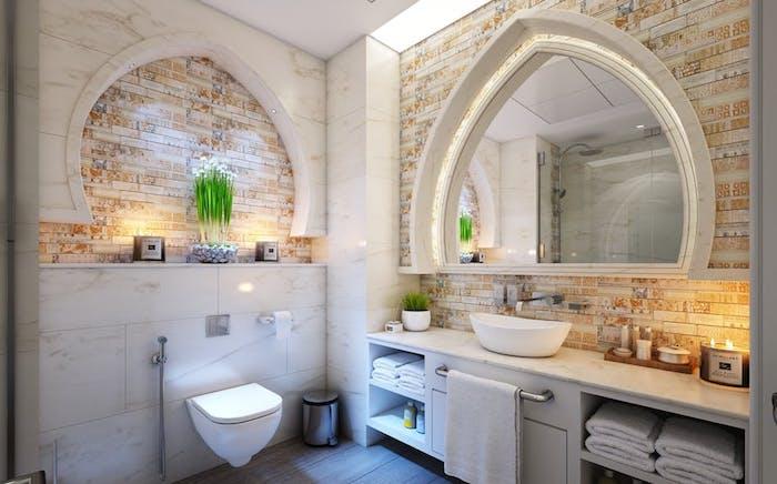 Badzimmer renovieren