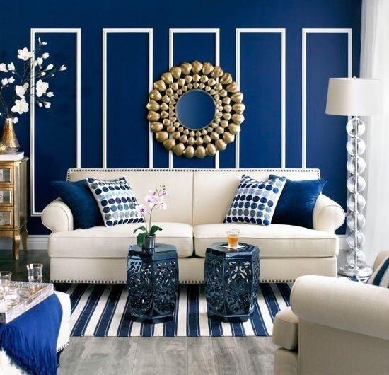Geometrische-formen in Wohnzimmer gestalten: 9 Trend-Tipps für mehr Individualität