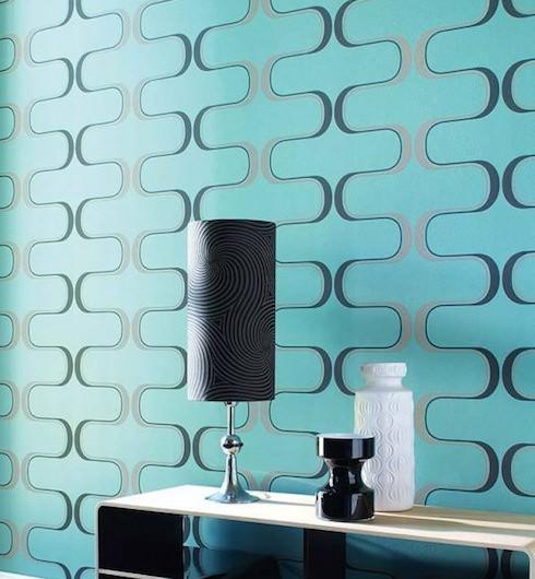 Tapeten-wohnzimmer in Wohnzimmer gestalten: 9 Trend-Tipps für mehr Individualität