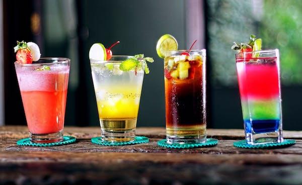 in Die Entstehung des Cocktails [+ Rezept]