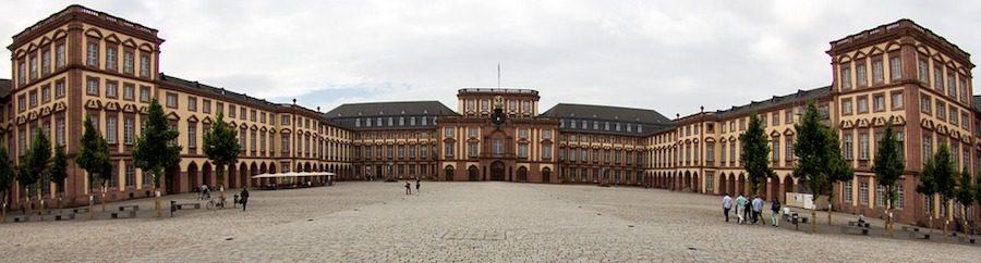 Mannheim besuchen