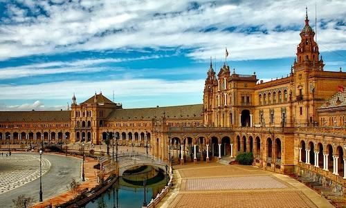 Spanienreise