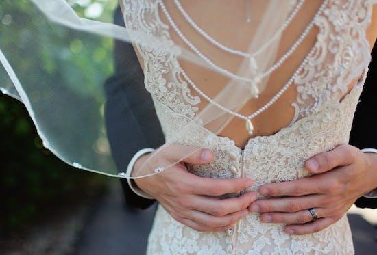 Hochzeitskleid oder Brautkleid finden Schritt für Schritt