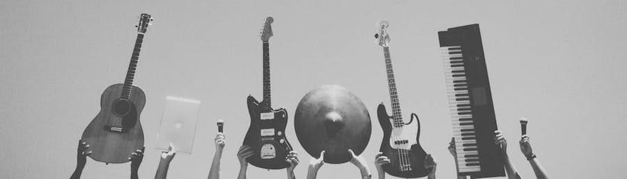 Musik: Instrument lernen