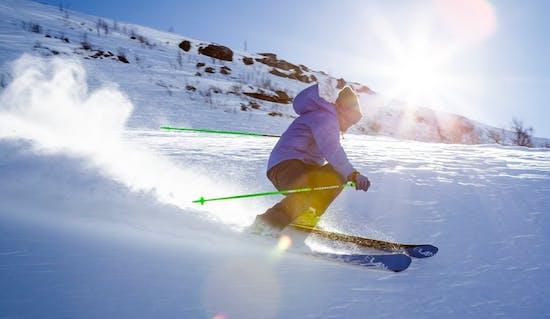 Skifahren Winterurlaub