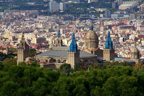 Barcelona-kultur in Städtereise nach Barcelona - Kultur, Kunst und Fussball
