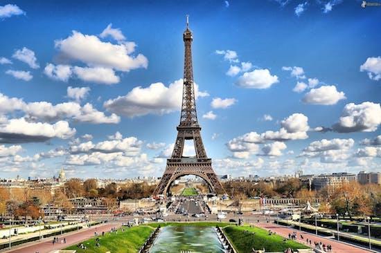 in Tipps für ein romantisches Luxuswochenende in Paris