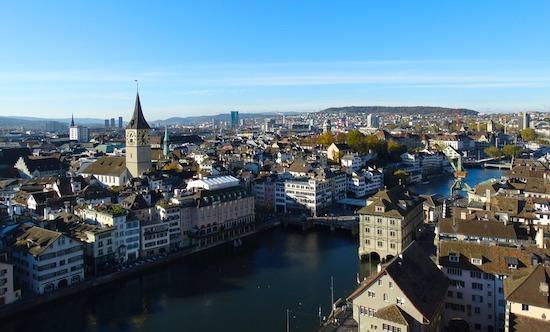 Zuerich-schweiz in Die Schweiz erleben - Urlaub auf höchstem Niveau