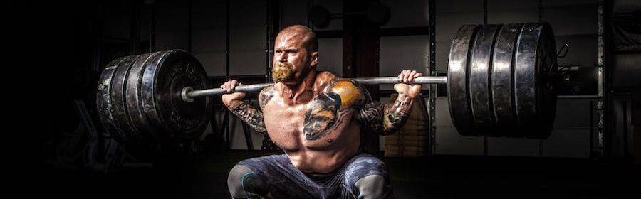 Muskeln aufbauen