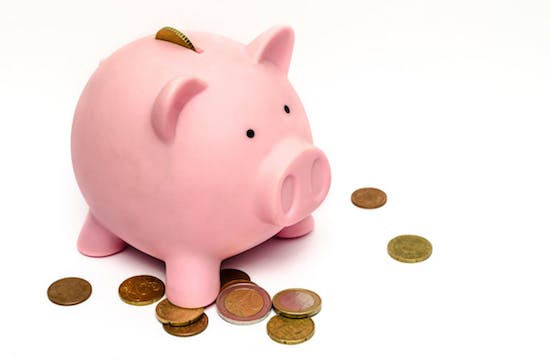 Sparen oder Kredit