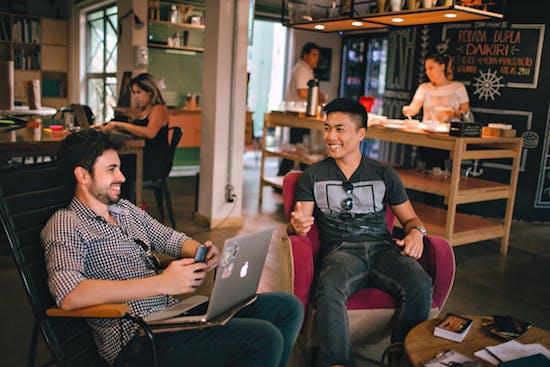 in Berlin - Coworking Spaces für Freelancer und Startups
