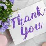 Danke-Geschenk: Die besten Ideen um Dankbarkeit zu zeigen