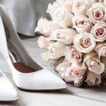 Brautkleider online und Hochzeitsschuhe – So stimmt man sie perfekt aufeinander ab