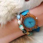 Trend: Accessoires und Uhren aus Holz
