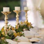 Dekoration für Hochzeit - günstige Idee für die Umsetzung