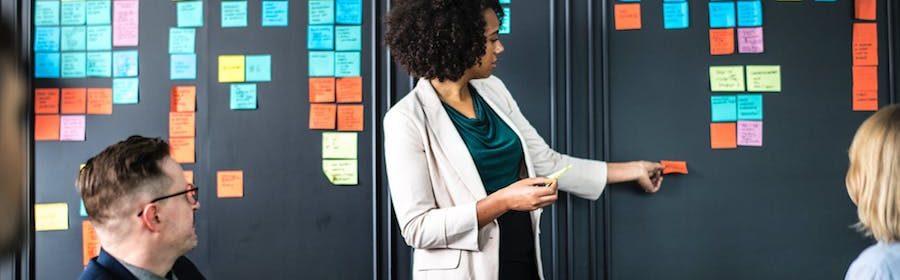 Frauen im Business