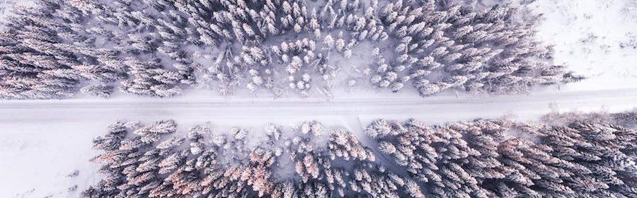 Winterurlaub mit dem Auto